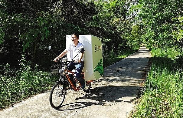E-commerce requires logistics reboot