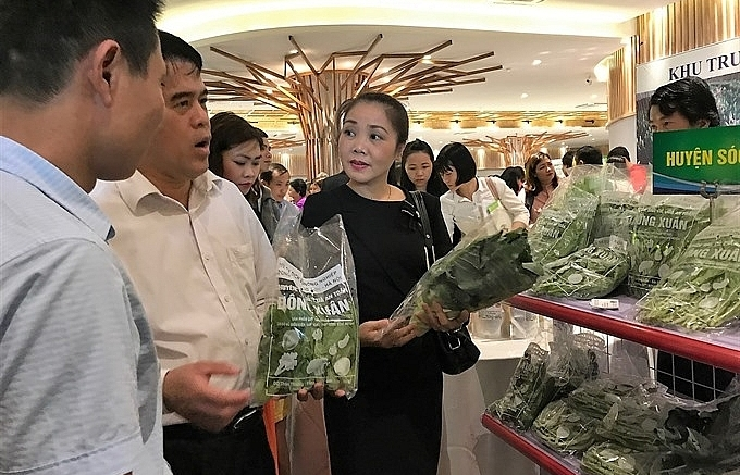Agricultural supply-demand link promoted