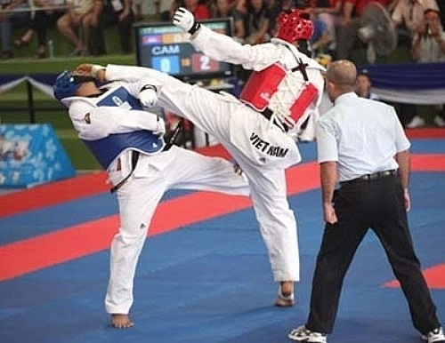 vietnamese earn four golds at intl taekwondo champs