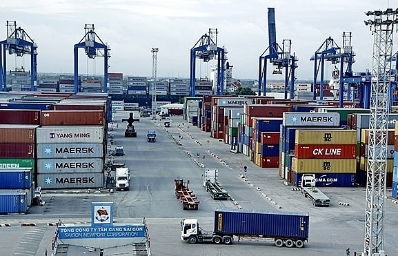 Vietnam's import-export revenue rises 14.4 per cent in four months
