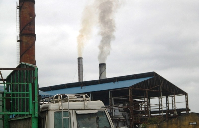 Bisuco factory shutdown to worry the firm's creditors