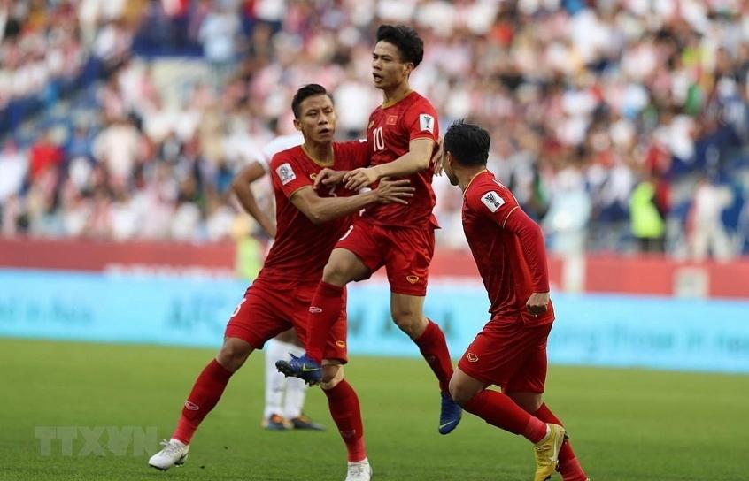 National men's football team ranks 98th in FIFA rankings