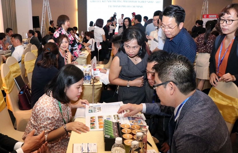 Vietnamese, Japanese firms seek investment, trade partnerships