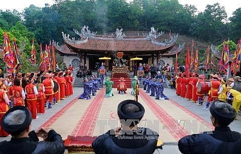 worship of hung kings binds vietnamese nation