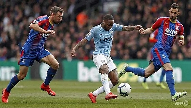 manchester city beat crystal palace in premier league