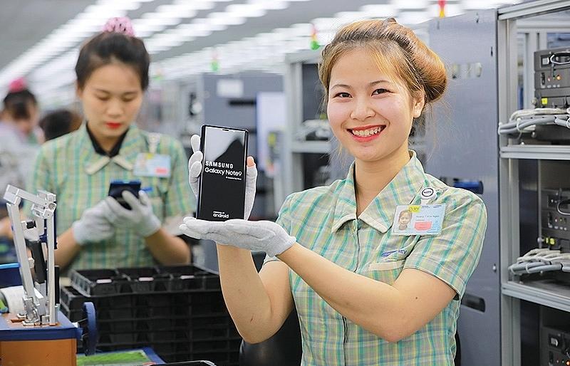 Social activities at heart of Samsung