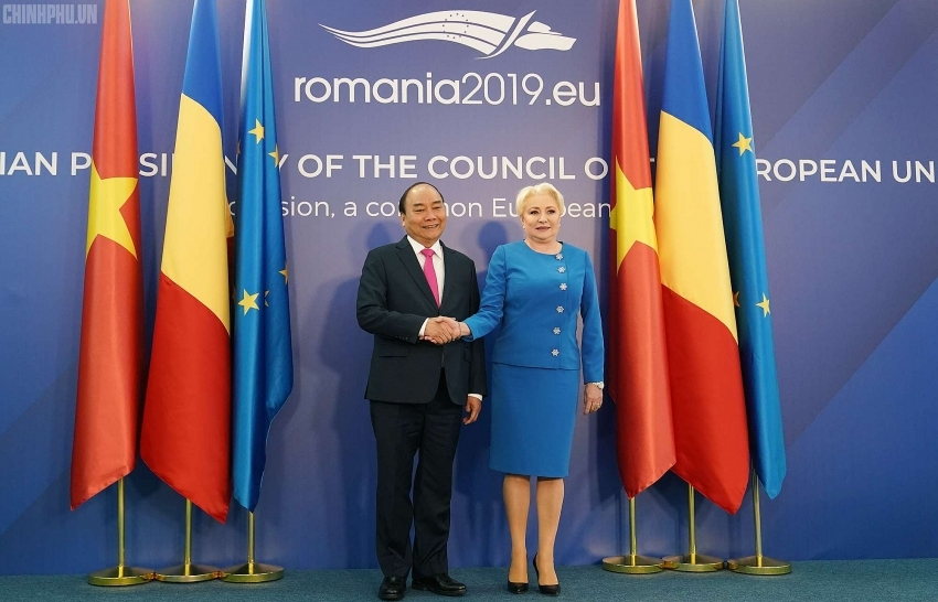 Romania pledges to foster signing and ratification of VN-EU trade and investment deals
