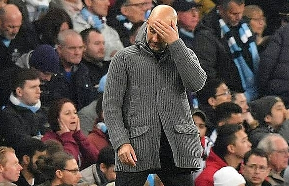 Guardiola's Euro woes with Manchester City