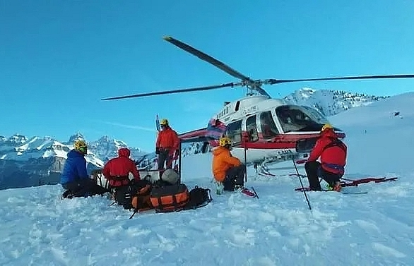 Climbers died after summiting tough Canada peak: Official