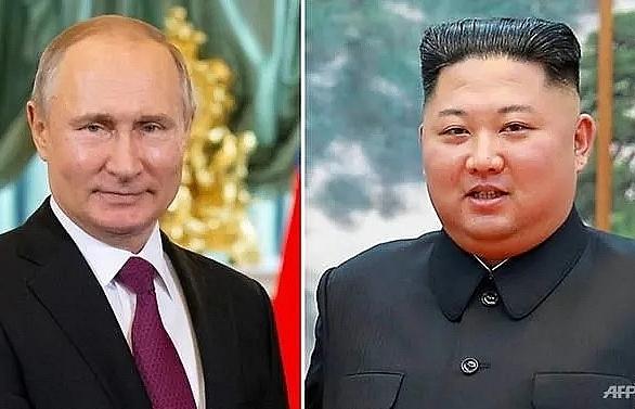 Kim woos Putin as North Korean labourers toil in Russia