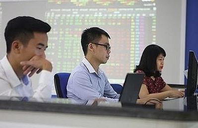 vn stocks inch up before the national holidays