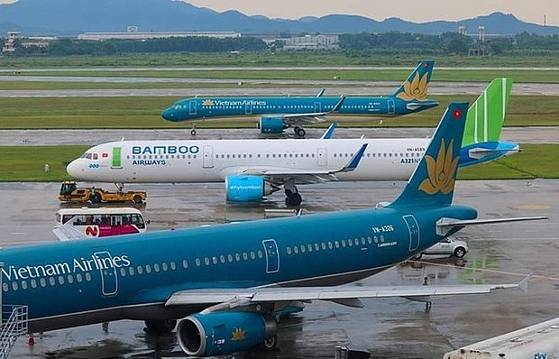 Airlines to stop carrying passengers to Vietnam from April 1