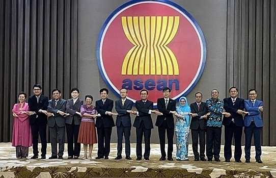 rok seeks asean3 summit on covid 19