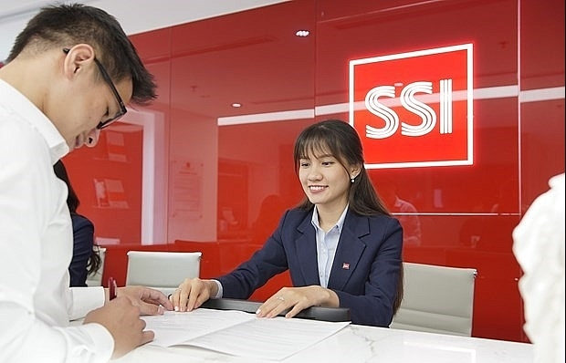 SSI remains at top of HoSE's 10 largest securities brokerage firms