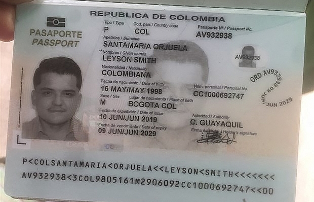 Colombian man flees quarantine area in Hoi An