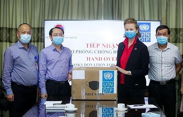 UNDP supports Vietnam in COVID-19 fight
