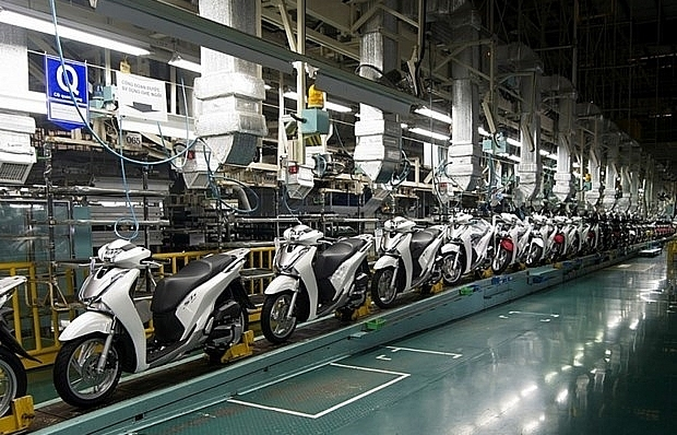 Motorcycle sales decrease in first quarter