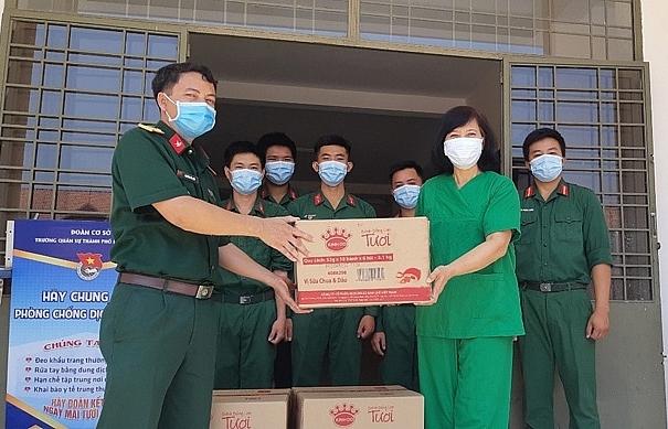 Mondelez Kinh Do Vietnam has the back of communities amid COVID-19