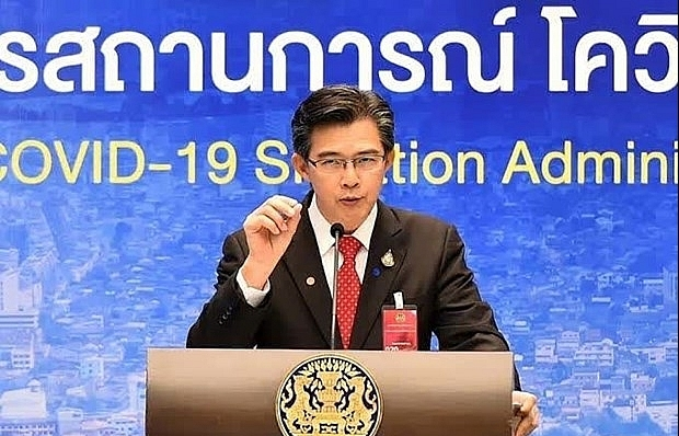 Thai government asks public to continue work from home