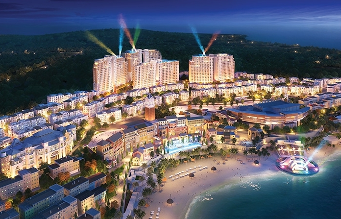 Proposals for Phu Quoc dream of a second Singapore