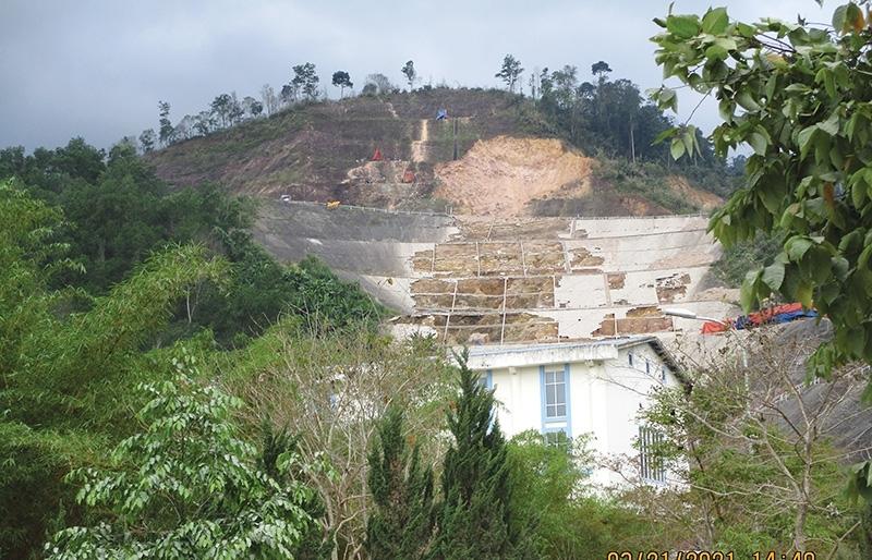 Deforestation past continuing to haunt erosion-hit areas