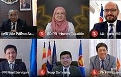 ASEAN, Australia discuss cooperation orientations