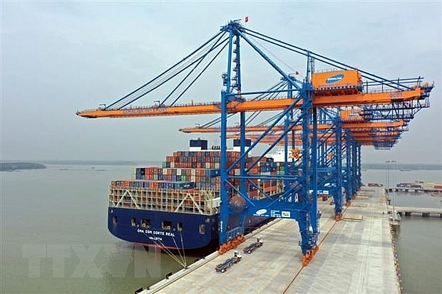 vietnams seaport system has eight more terminals