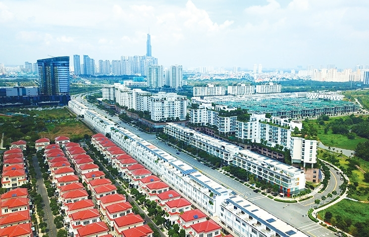 Delayed Law on Land holding up real estate