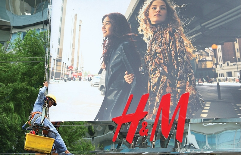 H&M fighting to save fanbase after social media backlash