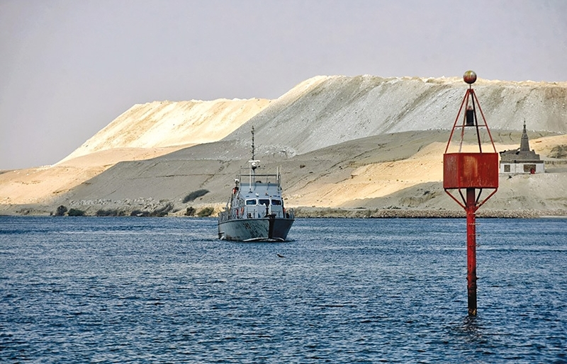 Suez Canal incident keeps Vietnamese exporters busy