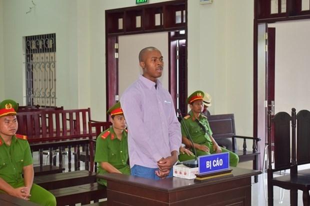 nigerian drug transporter sentenced to death