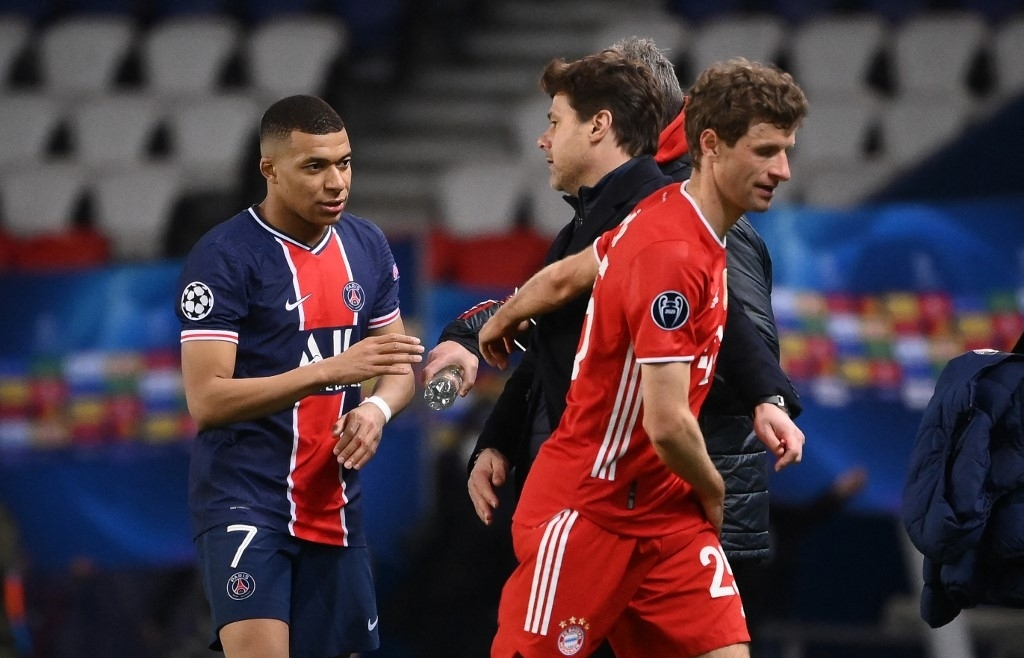 PSG show their mettle with biggest Champions League scalp
