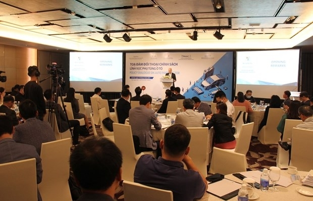 Korean firms look to invest in auto parts industry in Vietnam