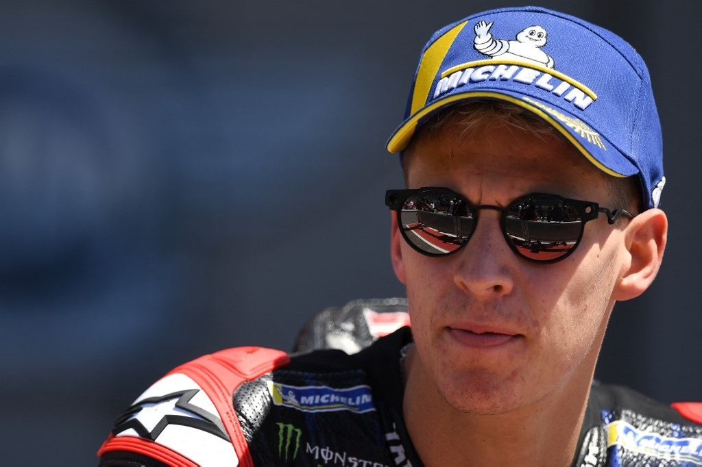 Quartararo wins Portuguese MotoGP with 'exhausted' Marquez seventh on comeback