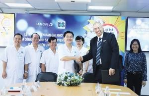 Sanofi's ambition to empower lives
