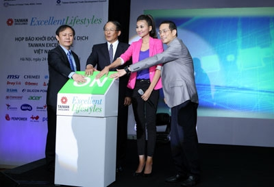 Taiwan Excellence campaign launch its second year in Vietnam