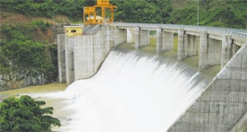 Hydroelectric projects hurt mother nature