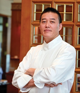 Chef Alfred G finds recipe for success
