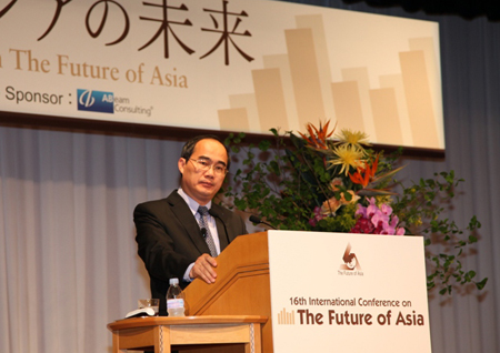 DPM Nhan to join int'l conference on Asian future