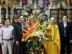 Nation celebrates Buddha's birthday
