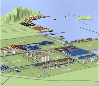 Singapore company seeks to expand Vung Ang Port
