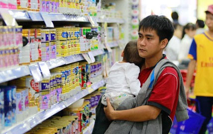 young children to drink their milk cheaper