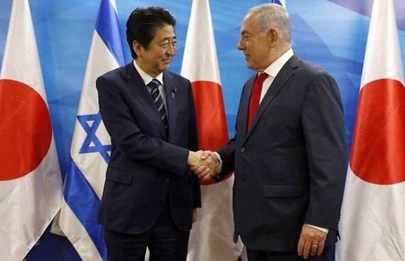 Japan's Abe wants to increase investments in Israel