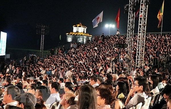 Hue Festival 2018 draws 1.2 million attendees