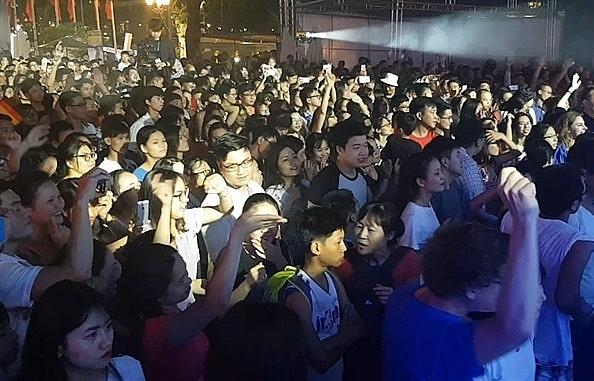 European culture brought closer to Hanoi people