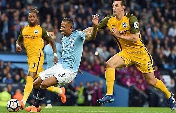 Manchester City smash Premier League points record
