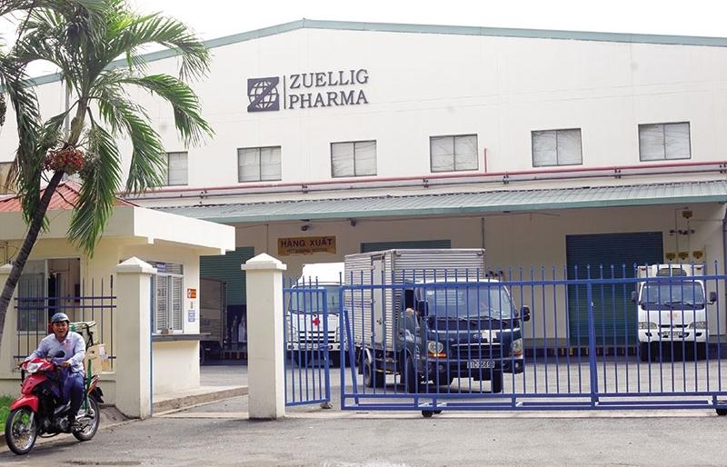 Zuellig Pharma on MoH's drug radar