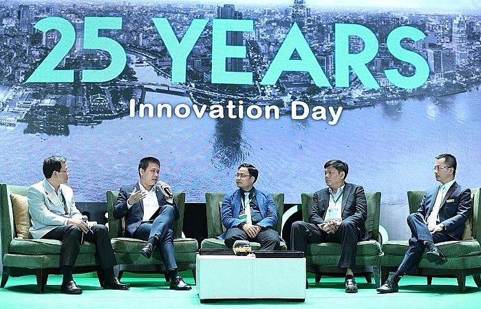 Schneider Electric's 25th anniversary