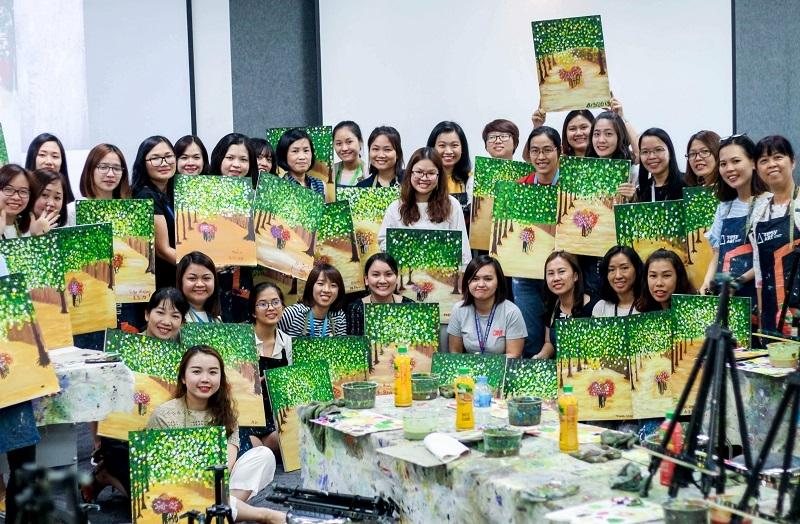 3m vietnam provides creative working environment