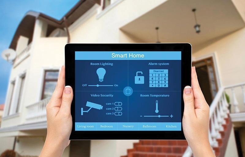 The smart home future on the horizon